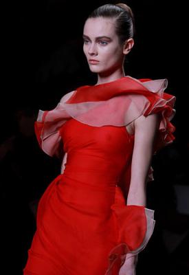 Valentino Design for Gap for Winter 2010