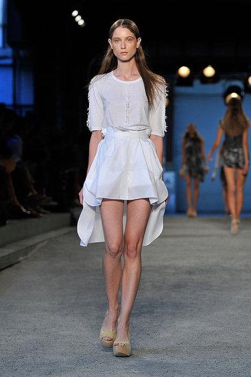 Spring 2011 New York Fashion Week: Edun