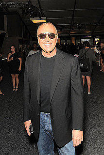 "Video: See Michael Kors Sing Wicked's ""Defying Gravity"" During Fashion's Night Out"