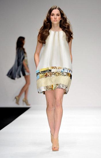 Spring 2011 London Fashion Week: Basso and Brooke