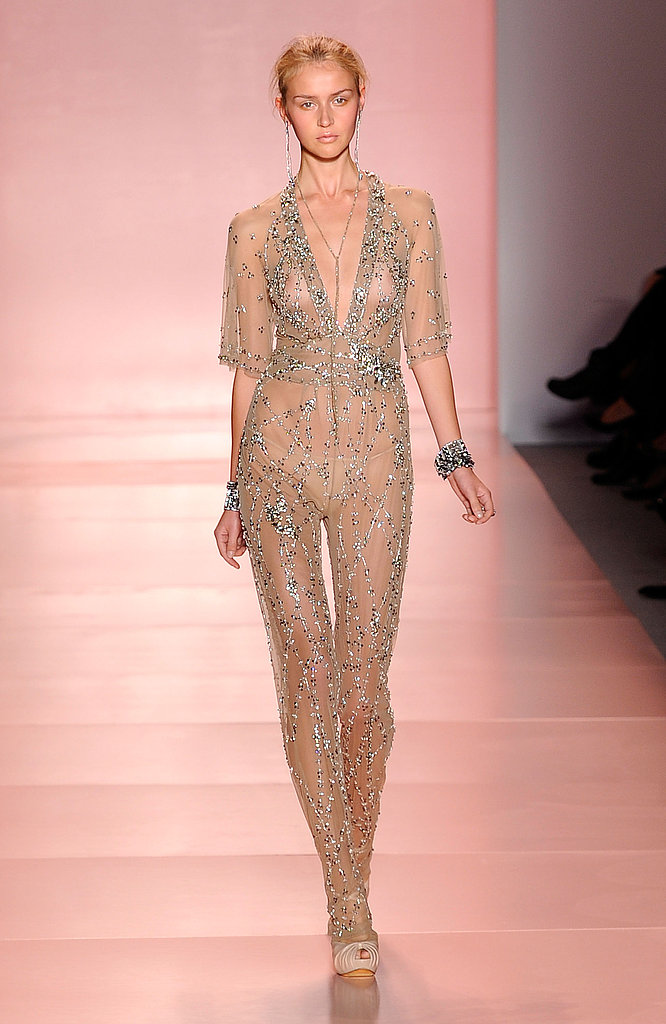 2011 Spring New York Fashion Week: Jenny Packham