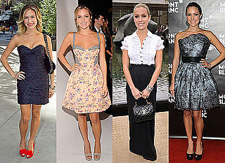 Kristin Cavallari at 2011 New York Fashion Week