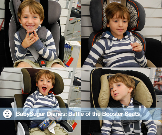 High Back Booster Seat Reviews