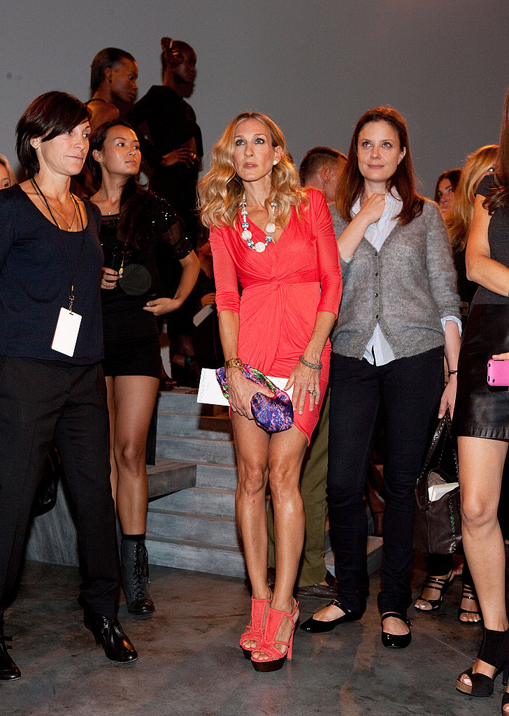 Photos From New York Fashion Week