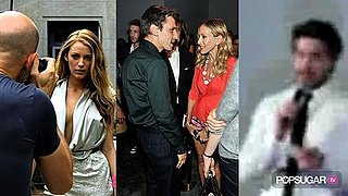 Video of Blake Lively in Sexy Photo Shoot, Sarah Jessica Parker at Fashion Week, Zac Efron in Madrid