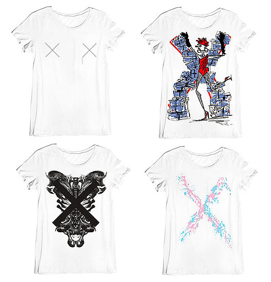 Style.com Roman Numeral X Tees