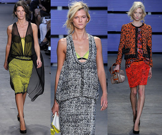 Spring 2011 New York Fashion Week: Proenza Schouler