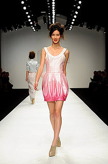 Spring 2011 London Fashion Week: Paul Costelloe