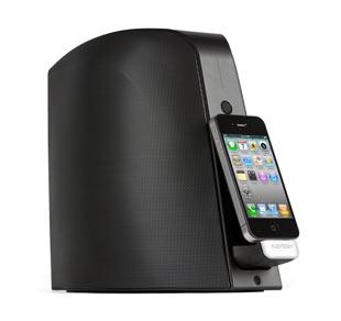 Audyssey Audio Dock iPod Speaker