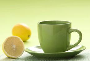 The Benefits of Green Tea and Lemon Juice