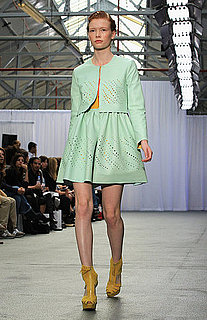 Spring 2011 London Fashion Week: Emilio de la Morena