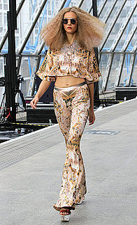 Spring 2011 London Fashion Week: Topshop Unique