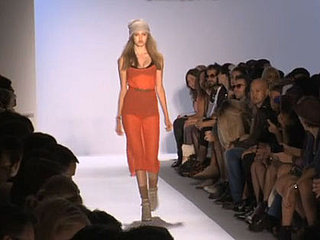 Spring 2011 New York Fashion Week: Charlotte Ronson