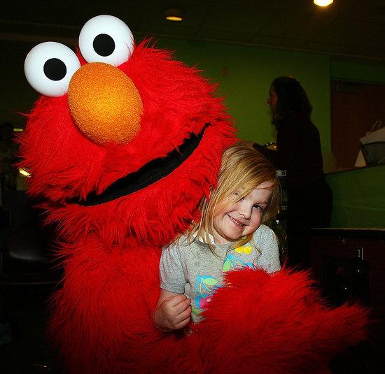 Crime Fighting Elmo