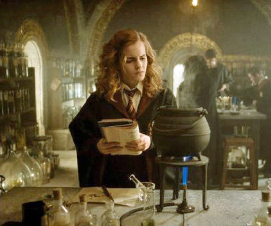 Hermione, The Harry Potter Series