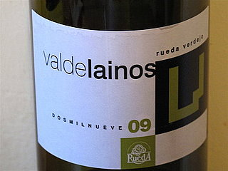 2009 Pedro Escudero Valdelainos Verdejo Rueda