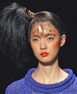New Manish Arora Pictures From 2011 Paris Spring Fashion Week