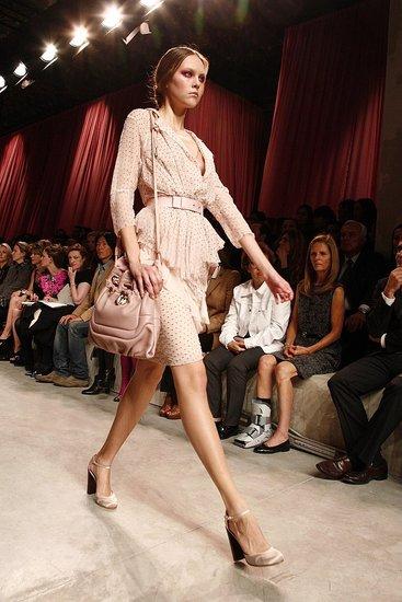 Spring 2011 Paris Fashion Week: Nina Ricci