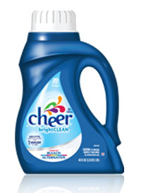 Cheer Bright Clean: Bleach Alternative