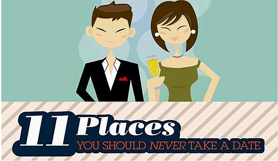 Places You Should Never Go on a Date