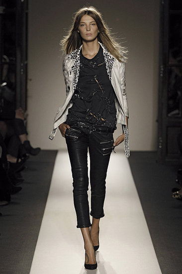 Spring 2011 Paris Fashion Week: Balmain