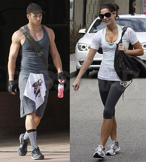 Pictures of Ashley and Kellan