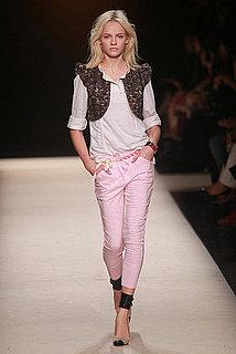 Spring 2011 Paris Fashion Week: Isabel Marant 2010-10-02 16:33:29
