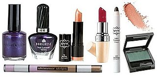 Fall's Trendiest Makeup Shades For Under $5