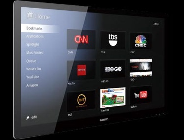Google TV Website and Info