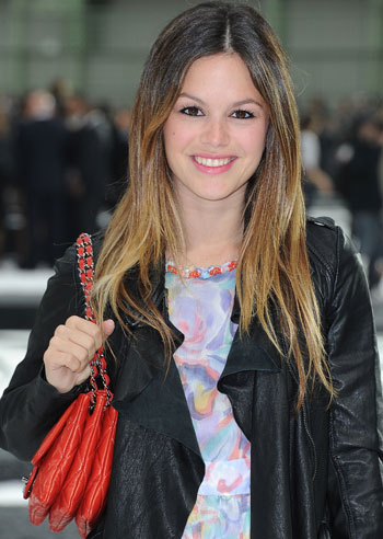 FabSugar Interview with Rachel Bilson at Chanel!