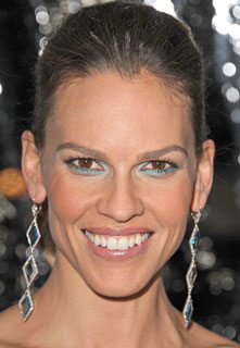New Hilary Swank Conviction Premiere Picture