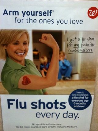 Poll on Flu Shots