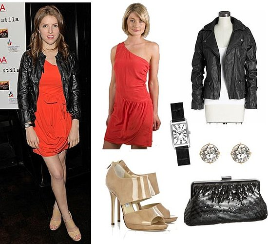 Pictures of Anna Kendrick at Elle and Express 25 at 25 Event