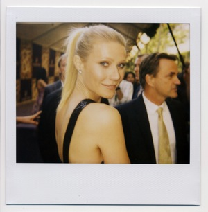 Gwyneth Paltrow on the Casting Couch