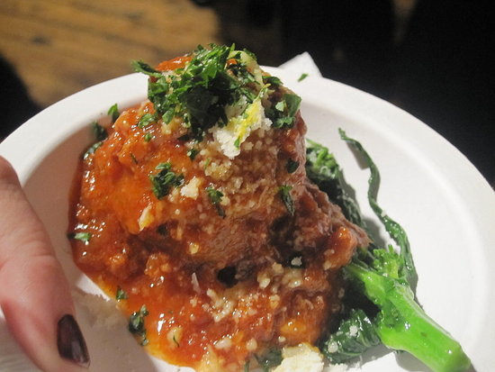 Ground Meat Galore at Meatball Madness!