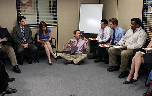 "Recap of The Office Episode ""Sex Ed"""