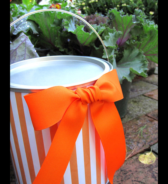 Paint Can Trick or Treat Collector