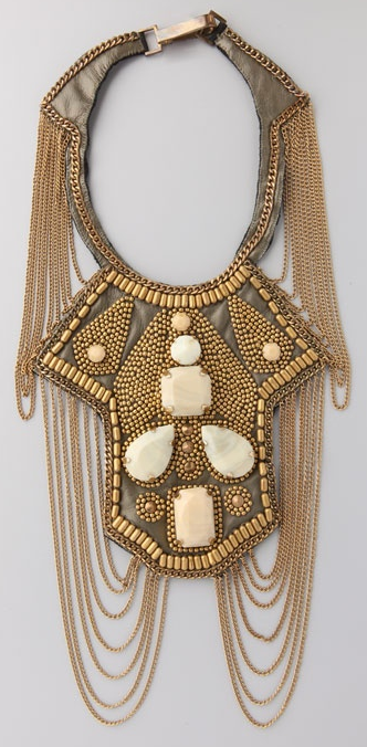 Fiona Paxton Lyon Necklace ($400)