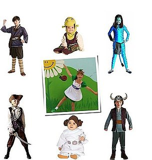 Movie-Themed Costumes For Kids