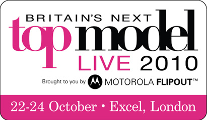 Come See Me at Britain's Next Top Model Live