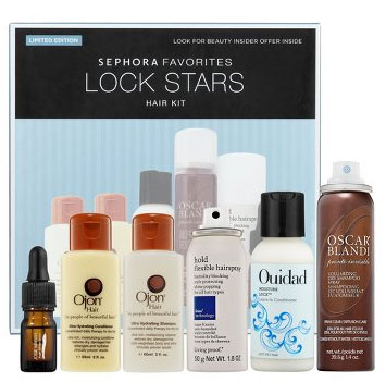 Enter to Win a Sephora Lock Stars Hair Kit