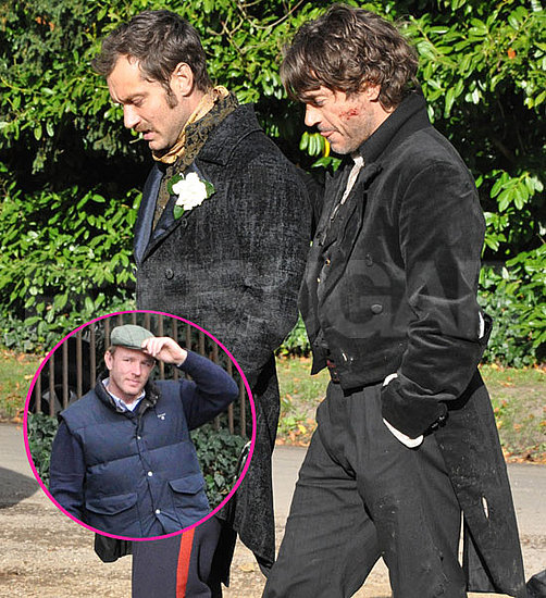 Photos of Sherlock Holmes