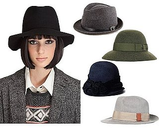 Shop the Best Hats for Fall and Winter 2010