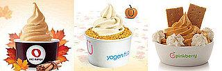 2010 Food Trend: Pumpkin Frozen Yogurt