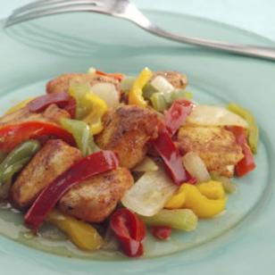 Stir-Fried Spicy Chicken Tender Recipe
