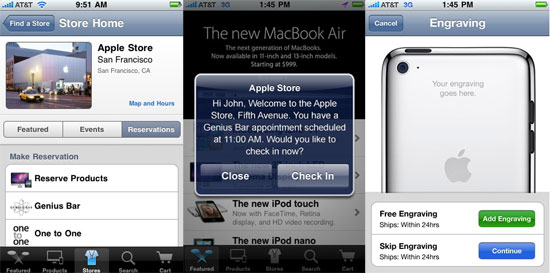 White iPhone 4 Shows Up on Updated Apple Store App