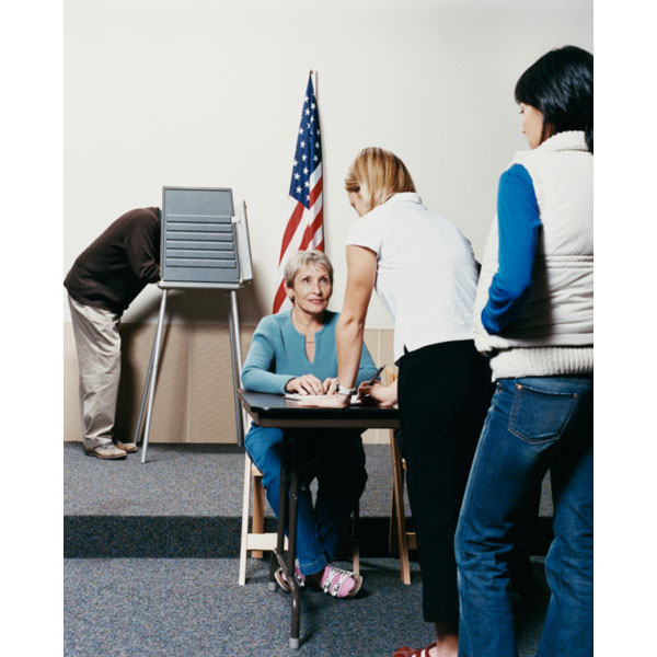 Mobile Polling Place Locator