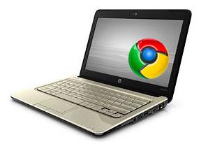 Google Launching Chrome OS Smartbooks