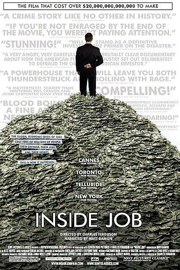 Interview With Inside Job Producer Audrey Marrs