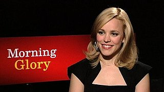 Video of Rachel McAdams Interview About Diane Keaton, Morning Glory and More